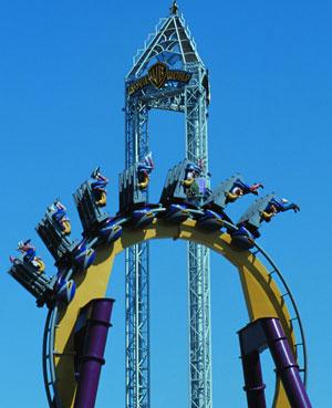 parc attraction warner bros