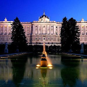 Palais royal de madrid espagne - Jardines palacio real madrid ...
