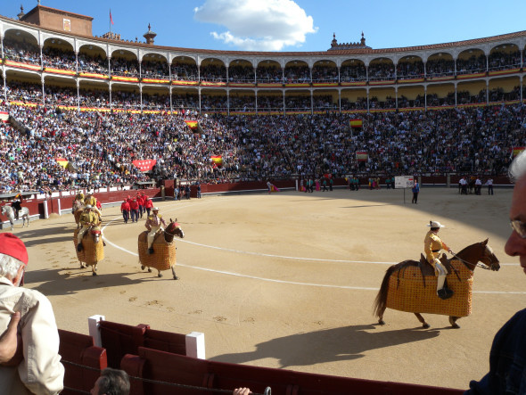 Ventas Bullring in Madrid Spain
