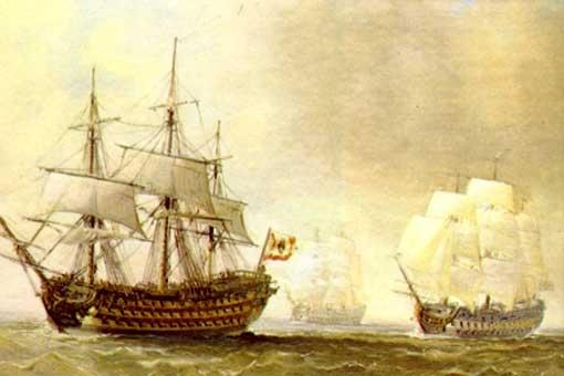 Naval Museum of Madrid Spain