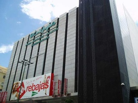 El Corte Ingles Madrid