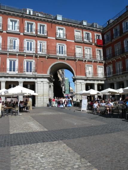 Madrid 43 City Center Of Madrid Photo Tour Home