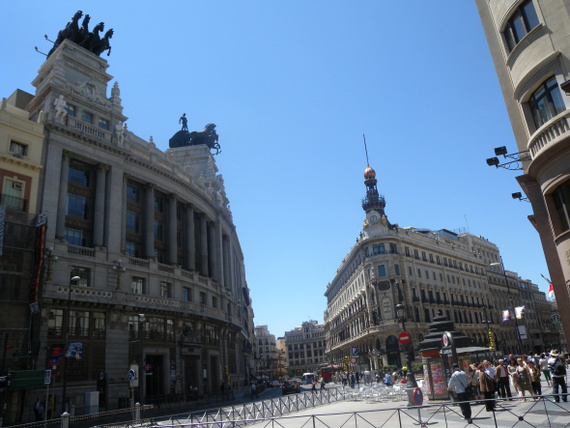 Madrid 46 City Center Of Madrid Photo Tour Home