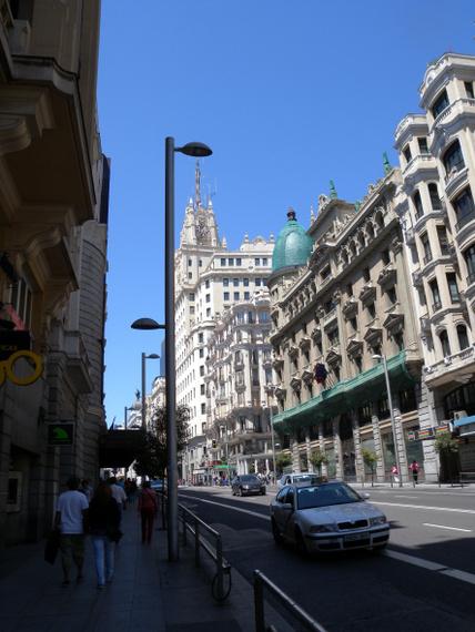 Madrid 7 City Center Of Madrid Photo Tour Home